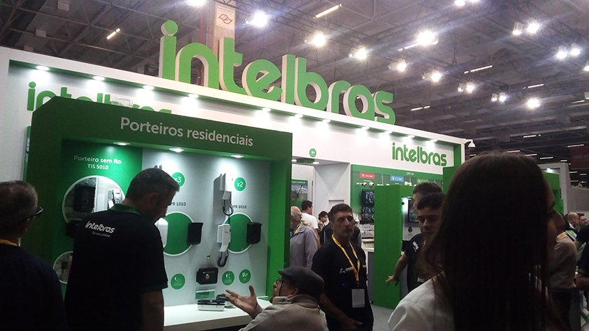 Intelbras Exposec 2018
